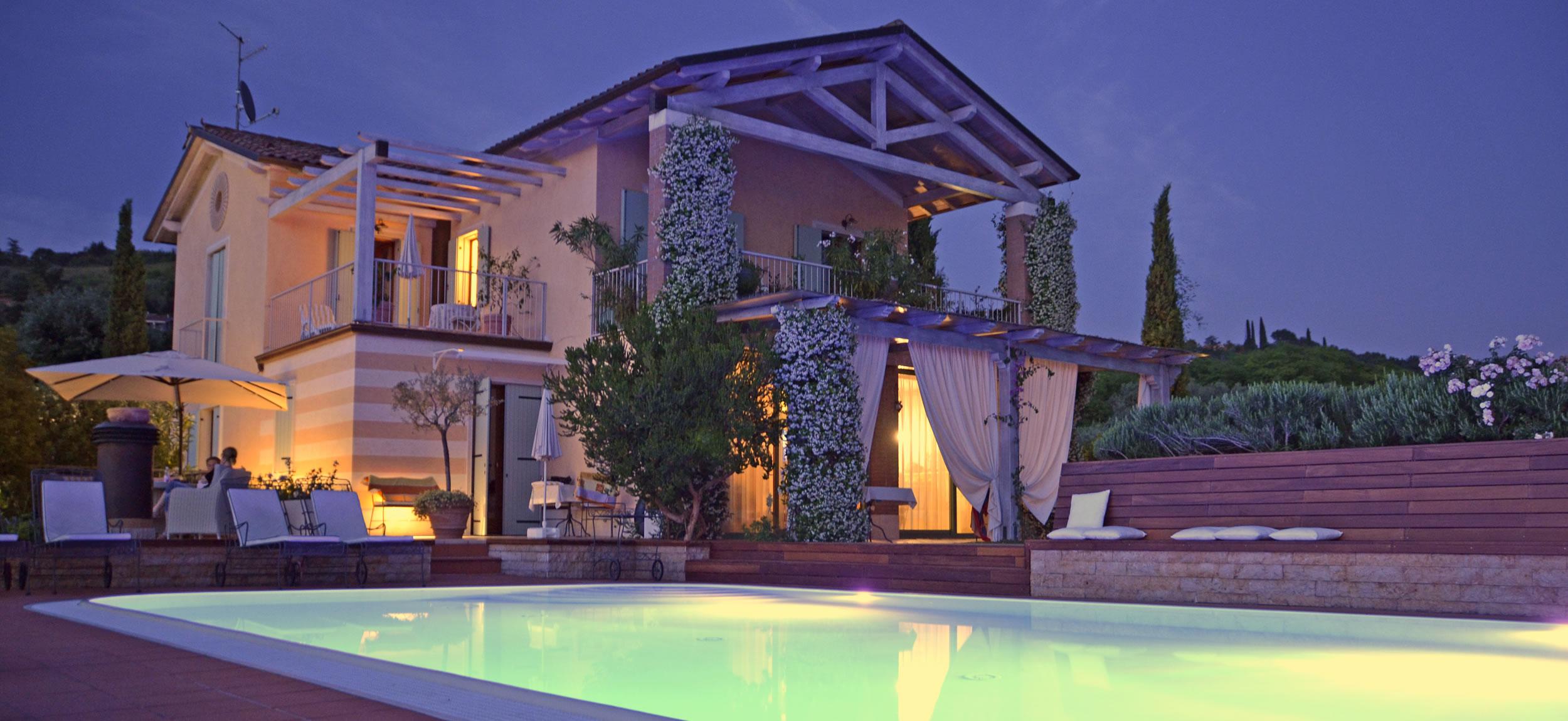 Bed and breakfast agriturismo a bardolino lago di garda - Hotel con piscina verona ...